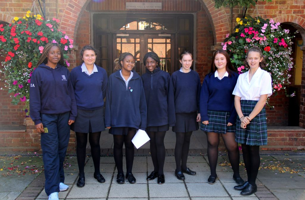 Benenden School Young Ambassadors for RE