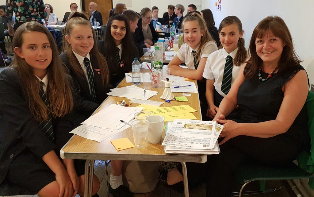 Broughton High School Young Ambassadors for RE