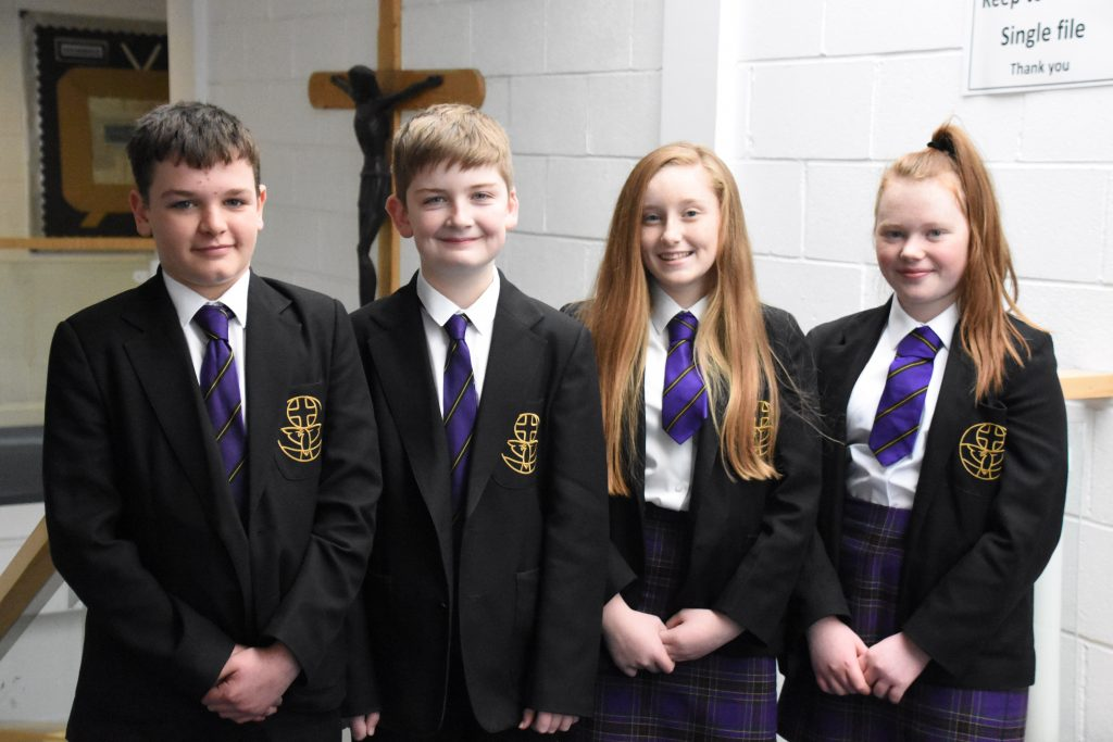 Venerable Bede Young Ambassadors for RE