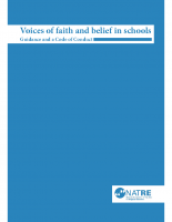 Voices of faith and belief in schools